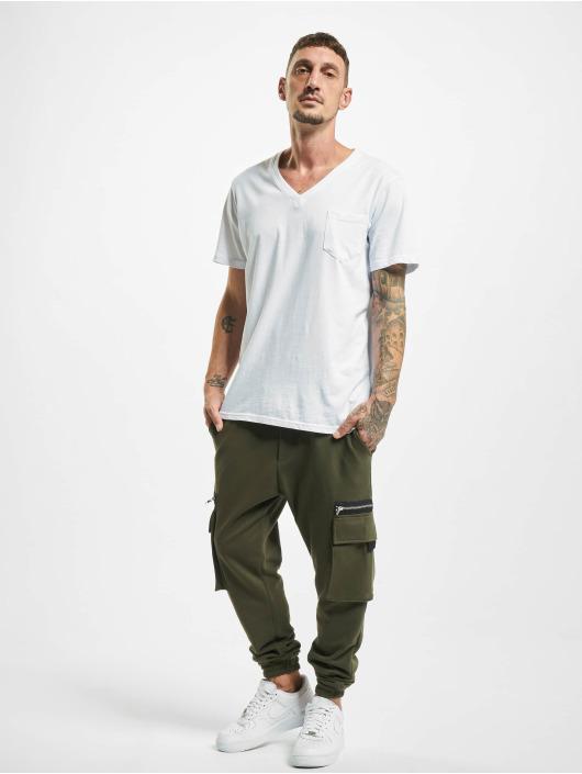 2Y Spodnie do joggingu Linus khaki