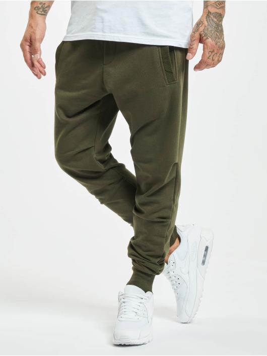 2Y Spodnie do joggingu Karim khaki