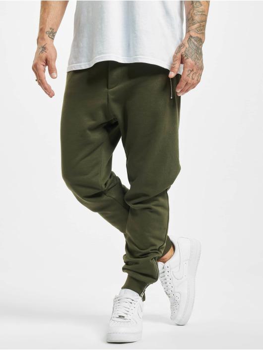 2Y Spodnie do joggingu Raphael khaki