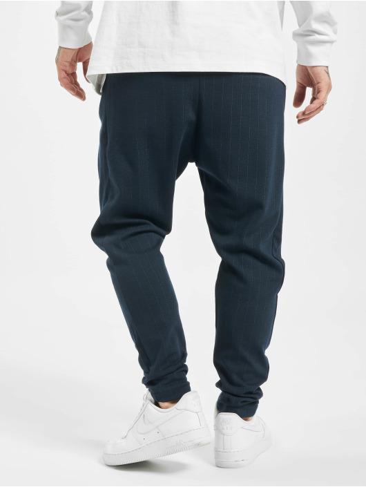 2Y Spodnie do joggingu Akif niebieski