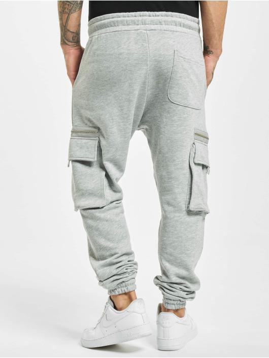 2Y Spodnie do joggingu Linus szary
