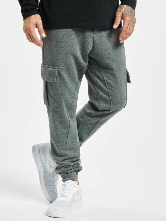 2Y Spodnie do joggingu Ozan szary