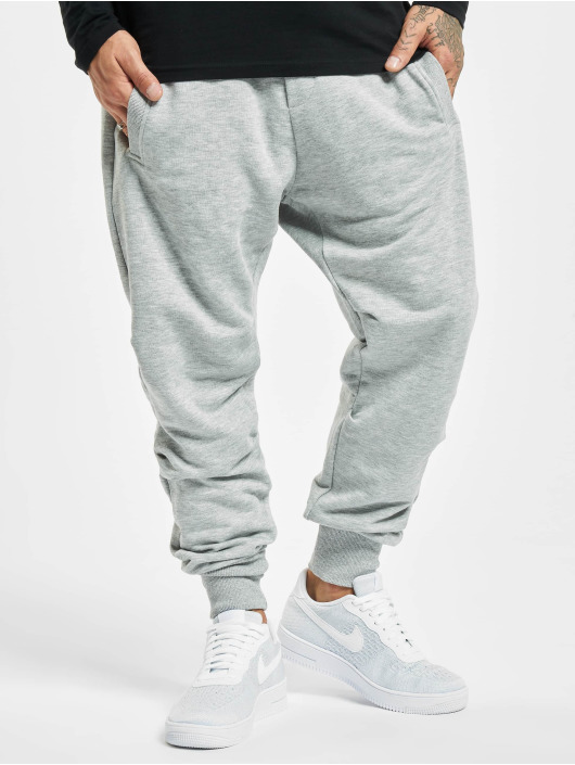 2Y Spodnie do joggingu Karim szary