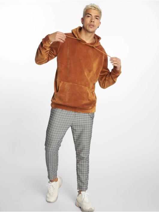 2Y Spodnie wizytowe Toby szary