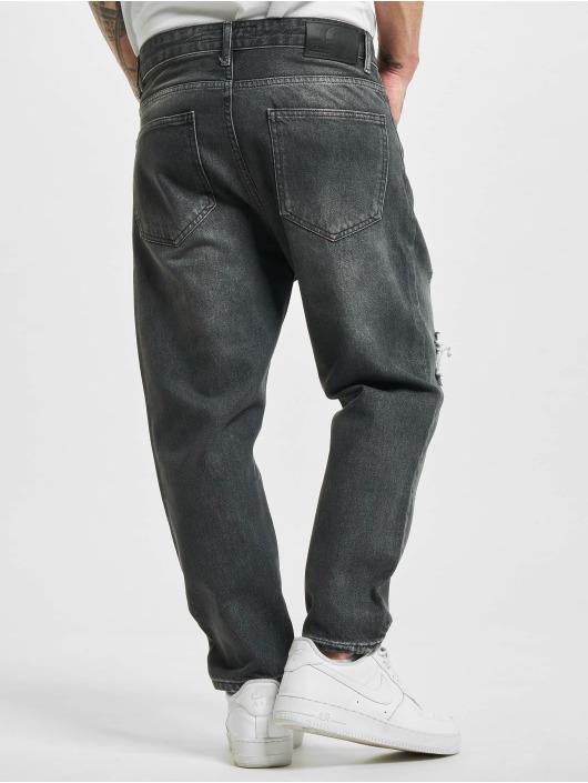 2Y Straight Fit Jeans Wesley šedá