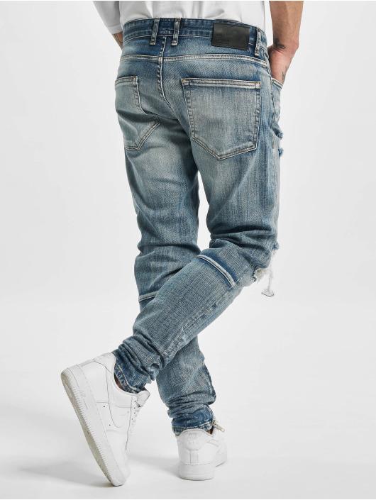 2Y Straight Fit Jeans Liam blau