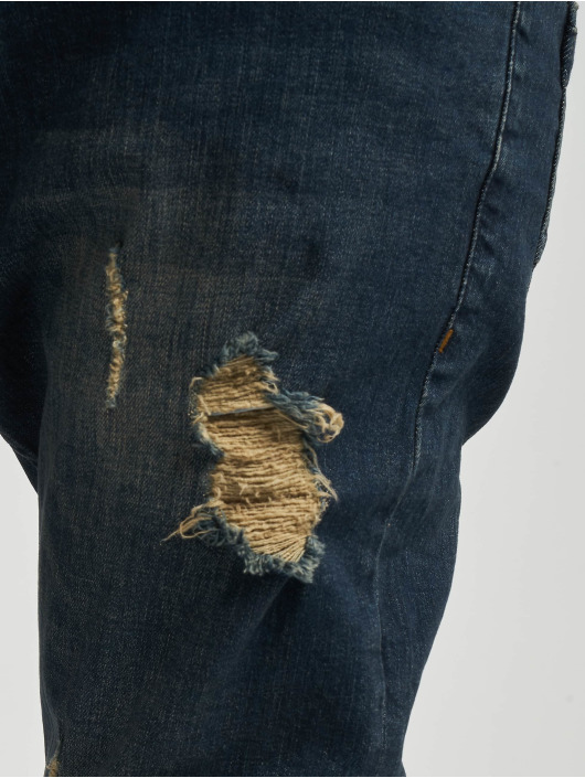 2Y Straight fit jeans Canan blauw