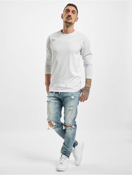 2Y Straight fit jeans Liam blauw