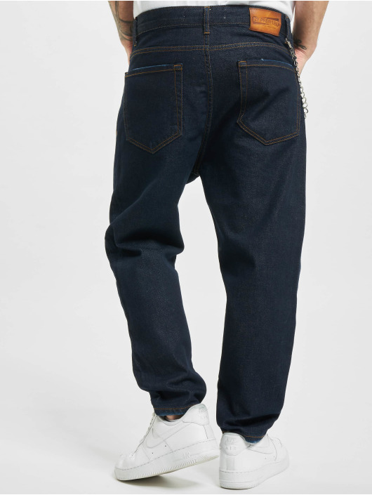 2Y Straight fit jeans Wichita blauw
