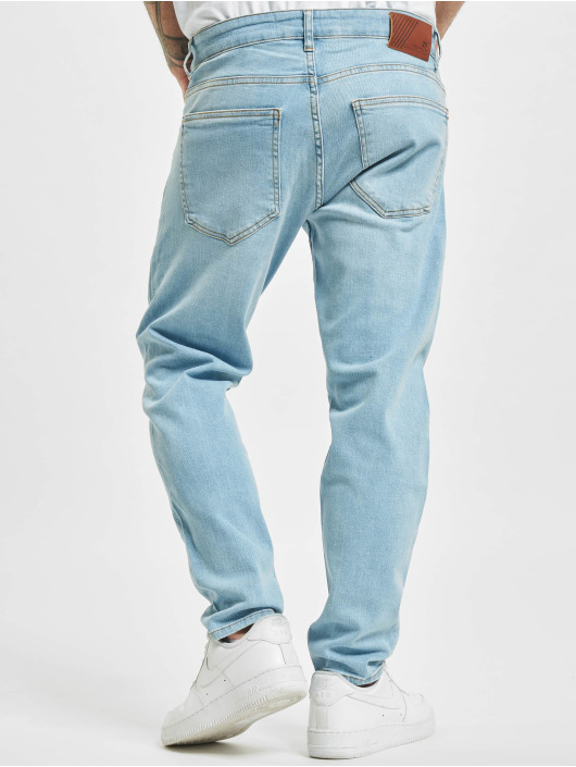 2Y Straight Fit Jeans Cambridge blue