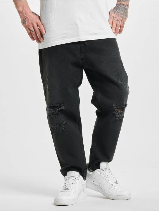 2Y Straight Fit Jeans Evan blue