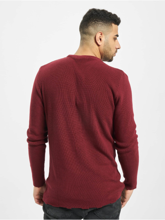 2Y Sweat & Pull Moss rouge