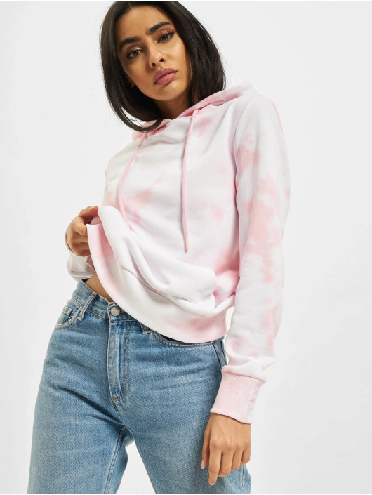2Y Sweat capuche Remy rose