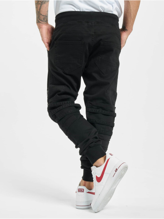 2Y Sweat Pant Lodos black