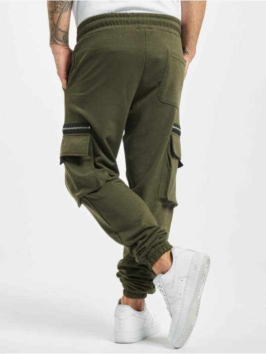 2Y Sweat Pant Linus khaki