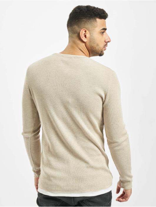 2Y Swetry Alder bezowy