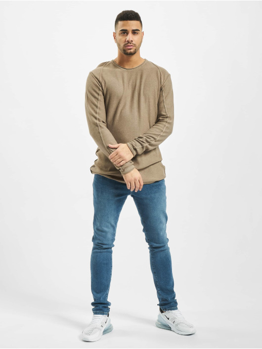2Y Swetry Maple brazowy