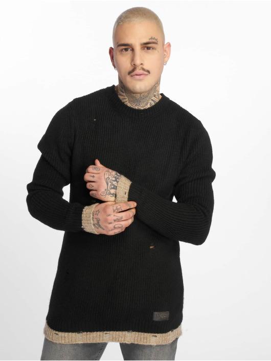 2Y Swetry Harvey czarny