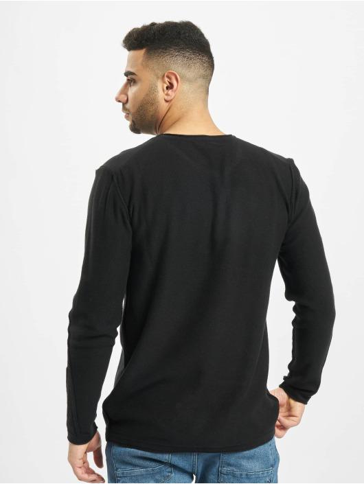 2Y Swetry Maple czarny