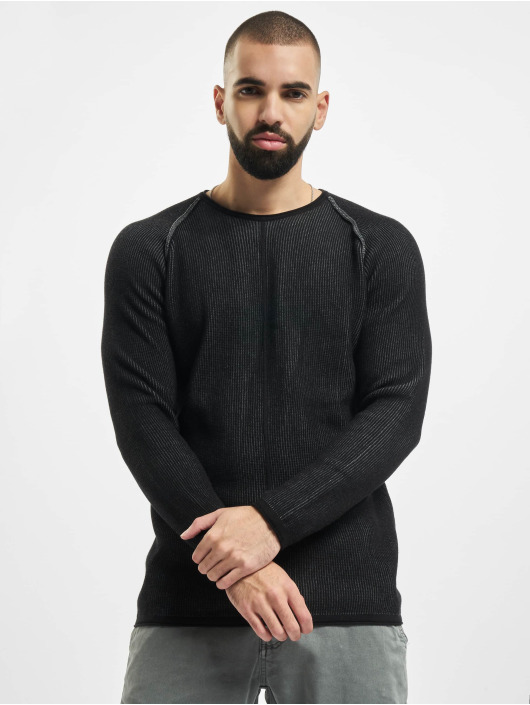 2Y Swetry Kylian czarny