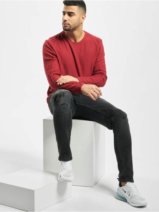 2Y Swetry Maple Knit czerwony