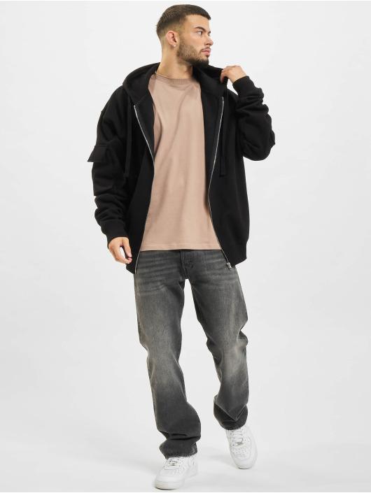 2Y T-paidat Basic ruskea
