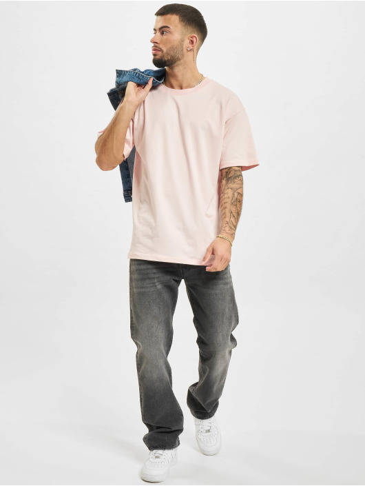2Y T-paidat Basic vaaleanpunainen