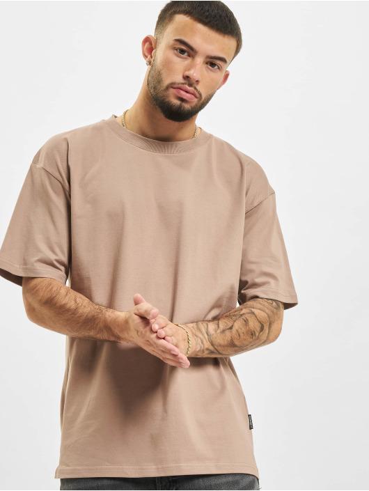 2Y t-shirt Basic bruin