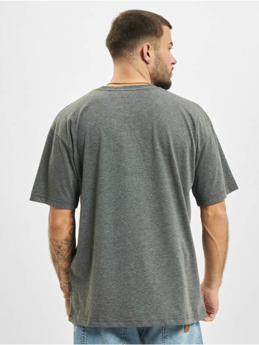 2Y t-shirt Basic Fit grijs