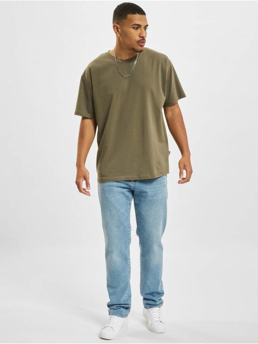 2Y T-Shirt Basic Fit kaki