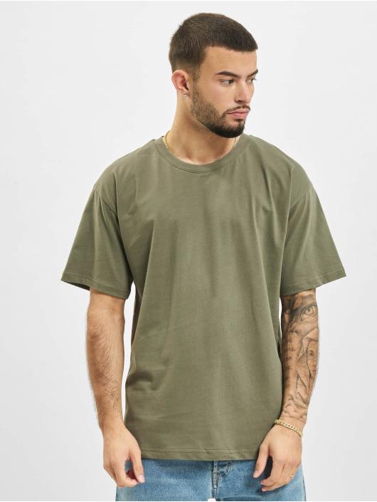 2Y T-Shirt Basic Fit khaki