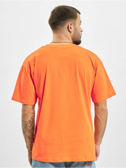 2Y t-shirt Basic Fit oranje