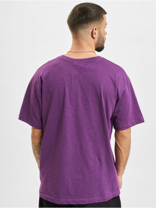 2Y t-shirt Basic Fit paars