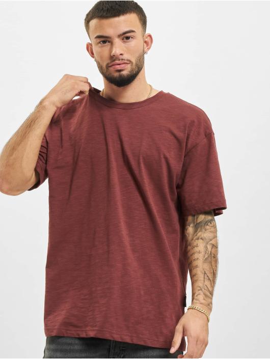2Y T-Shirt Basic Fit rouge