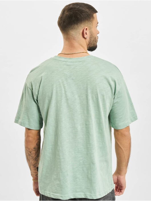 2Y T-shirts Basic Fit grøn