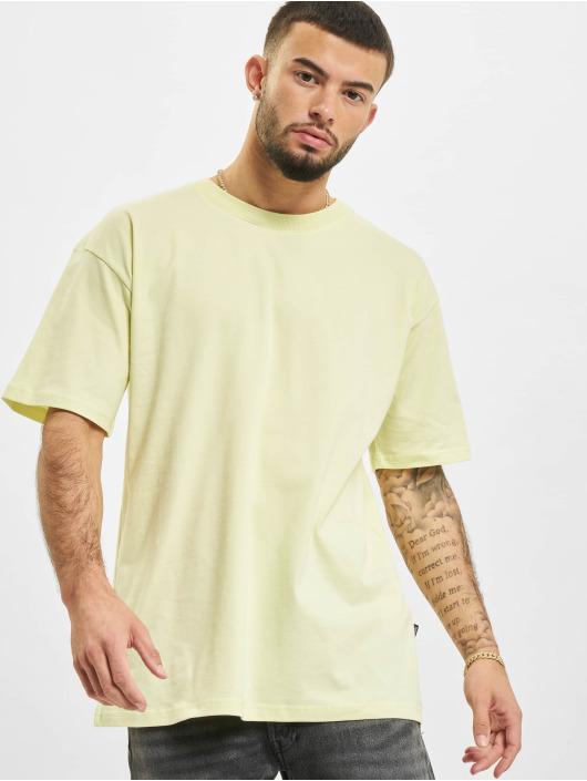 2Y T-shirts Basic gul