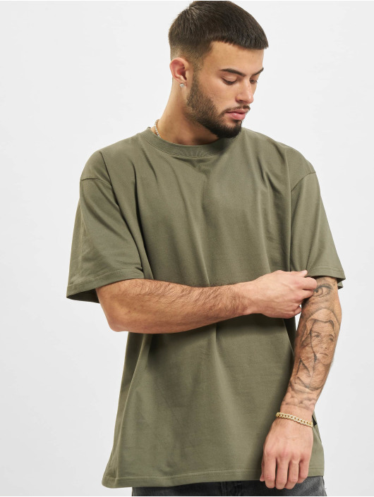 2Y T-shirts Basic khaki