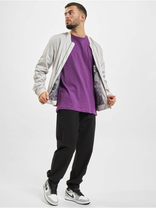 2Y T-shirts Basic Fit lilla