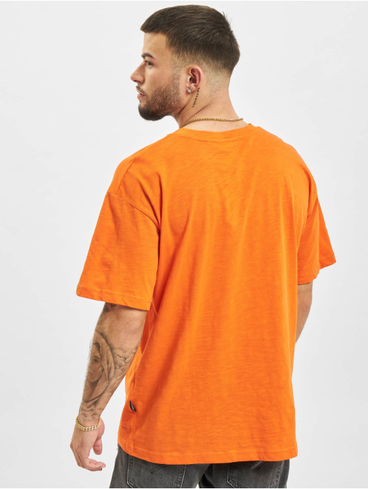 2Y T-shirts Basic Fit orange