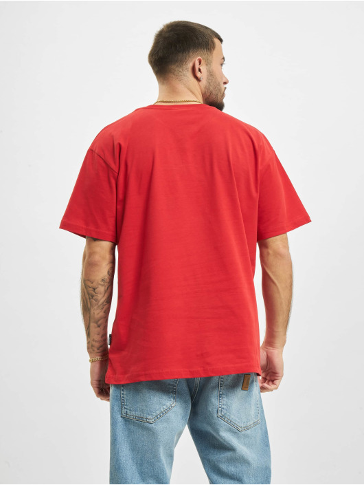 2Y T-shirts Basic Fit rød