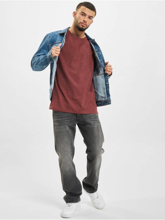2Y T-shirts Basic Fit rød