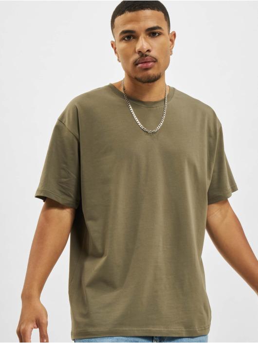 2Y T-Shirty Basic Fit khaki