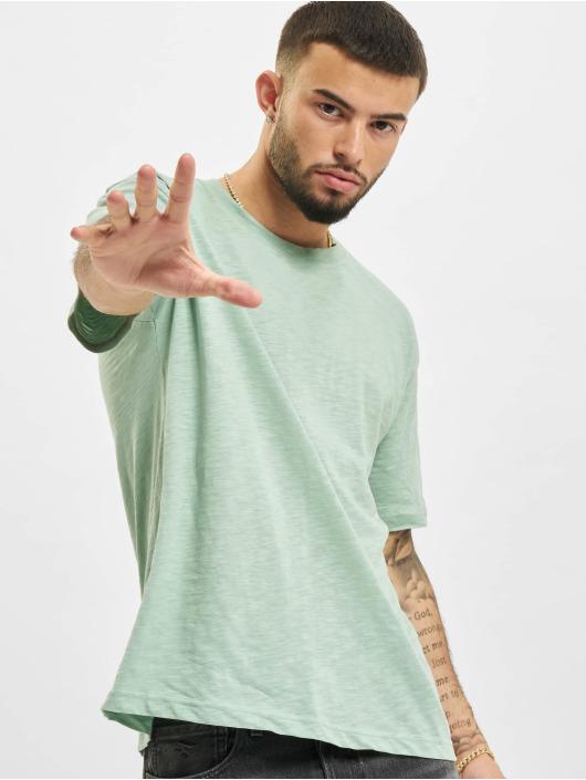 2Y T-Shirty Basic Fit zielony