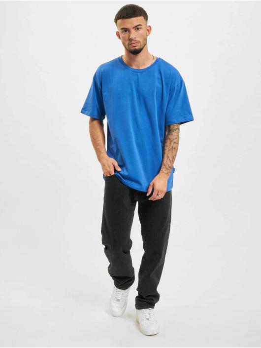 2Y T-skjorter Basic blå