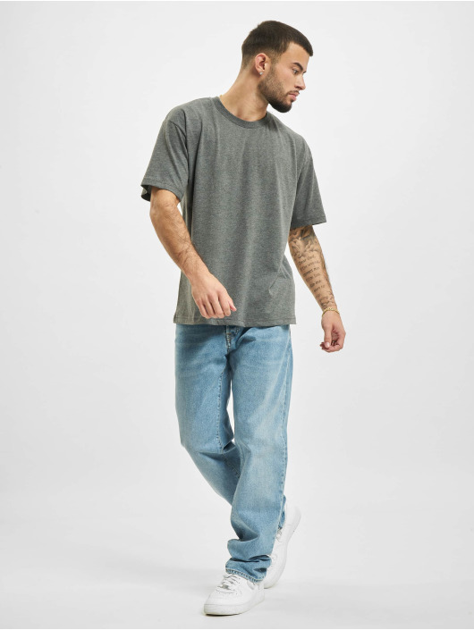 2Y T-skjorter Basic Fit grå