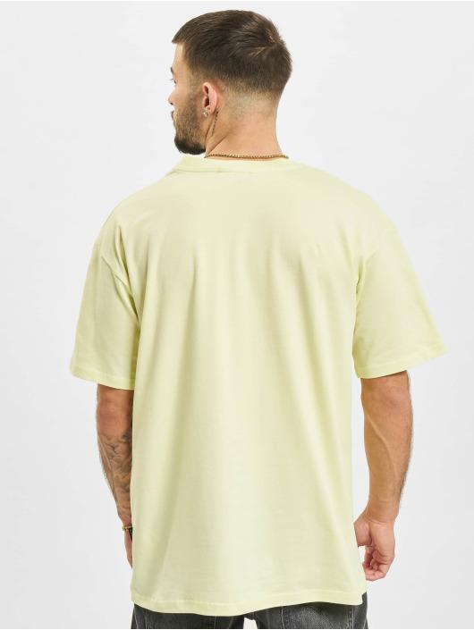 2Y T-skjorter Basic gul