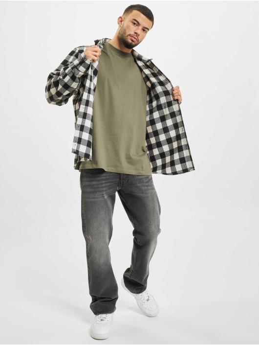 2Y T-skjorter Basic khaki