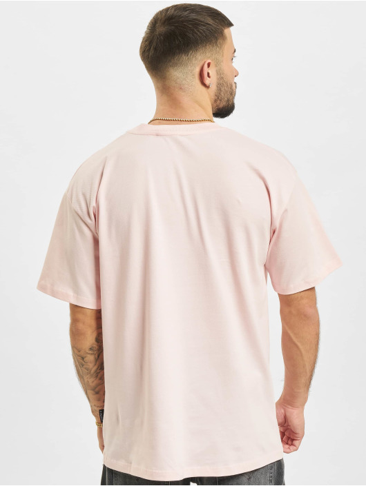 2Y T-skjorter Basic lyserosa