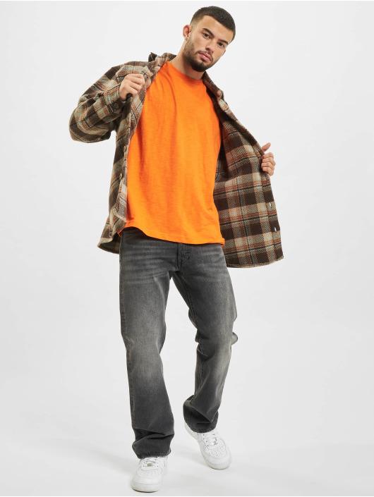 2Y T-skjorter Basic Fit oransje