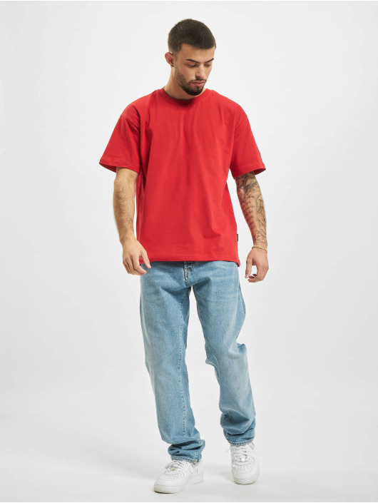 2Y T-skjorter Basic Fit red